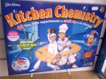 Kitchen Chemistry from John Adams