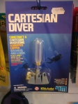 Cartesian diver for kids