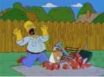 Homer's 'BBQ'