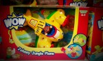 johnny jungle plane by wow toys