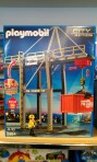 Playmobil motorised crane 5254