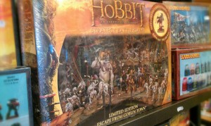 hobbit games workshop escape from goblin town
