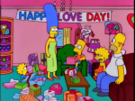 love day simpsons