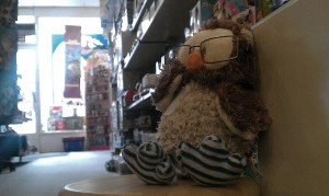 owl cuddly toy toy shop crieff fun junction perth perthshire