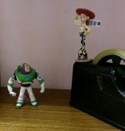 buzz and jessie toys by bullyland from Fun Junction Toy Shop Crieff Perthshire