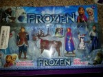 According to 'The Selling Family' Matt C received this counterfeit Frozen Playset directly from Amazon a few days before the big announcement.