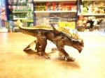 schleich dragon hunter gremlin ankylosaurus
